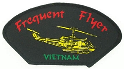 Frequent Flyer Vietnam Patches